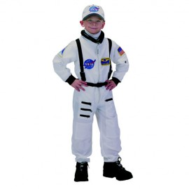 NASA space suit (white)