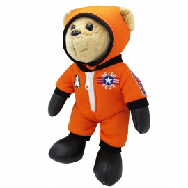 Astro Tedd plush teddy bear