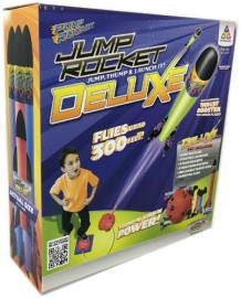 Geospace Deluxe Jump Rocket Launcher with Rocket Set