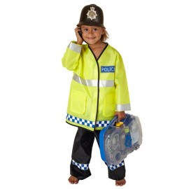 Police dressing up outfit age 3-6 years