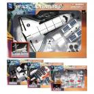 A Space Adventure model kit Apollo, Shuttle, MIR