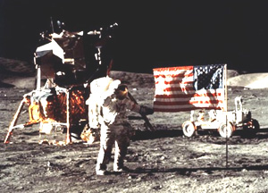 NASA's lunar landings, and the astronauts that landed on ...