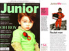 July 2008 Junior magazine