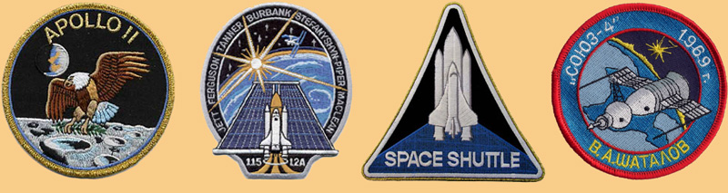 simple nasa patches - photo #29